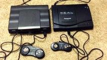 3DO Console Collection: Panasonic 3DO FZ-10 Console & RARE Sanyo TRY 3DO IMP-21J Consoles Collection