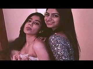 Jhanvi Kapoor & sister Sakshi Kapoor's Bollywood DEBUT