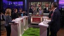 Kandidaten CDA lijsttrekkerschap over samenwerking PVV in Pauw & Witteman (10-05-2012)
