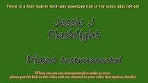Jessie J - Flashlight Acoustic Piano Instrumental Karaoke