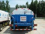 China Chinese watering truck water truck water tanker truck water sprinkler truck