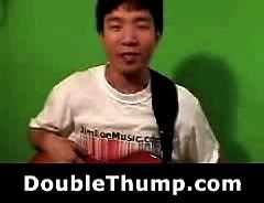 Speed Slap Trick for Bass Guitar (DoubleThump.com)