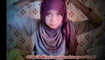Tutorial Hijab Pashmina Two Tone Untuk Pesta Simple | Tutorial Hijab | Cara Memakai Jilbab