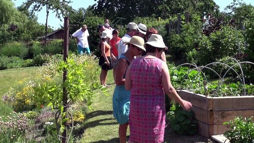 Conversation de cuisine - Le jardin