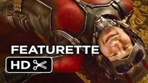 Ant-Man Featurette - New Recruit (2015) - Evangeline Lilly, Paul Rudd Marvel Mov_HD