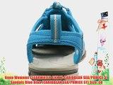 Keen Womens CLEARWATER CNX W-CARIBBEAN SEA/PUMICE ST Sandals Blue Blau (CARIBBEAN SEA/PUMICE