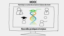 FUN-MOOC : Numérique et recherche en santé et sciences du vivant