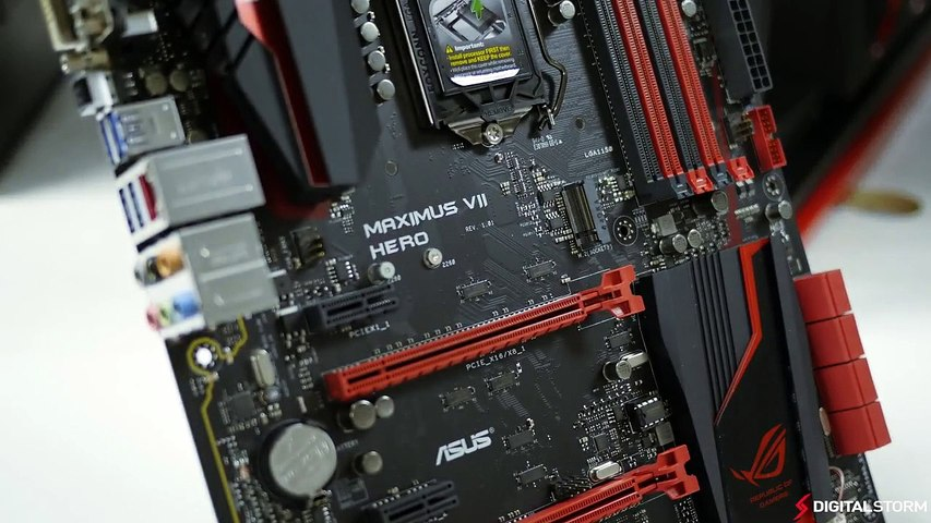Asus Maximus Vii Hero Review And Unboxing In 4k