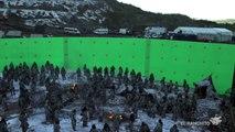 Making of Game of Thrones (HBO) - Effets spéciaux pour la bataille de Hardhome (VFX Breakdown)