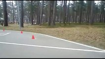 Jurmala 2011 first salomskateboarding outlaw competitions ;p (mini Insight)