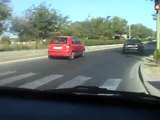 Circulando por Torrejón de Ardoz (Madrid)