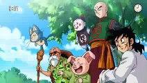 Dragon Ball Super : les premières images