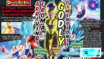 Dragonball Xenoverse: Resurrection of 'F DLC PACK 3, SSGSS Vegeta, SSGSS Goku, Gold Freiza Confirme
