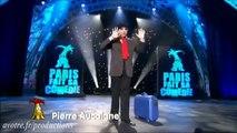 PIERRE AUCAIGNE / MOMO - Le casque bleu - Paris fait sa comédie