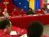 Chávez: Tenemos que ser eficientes en la construcción del socialismo