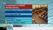 Lubomír Zaorálek: Rathem to začalo a skončí? To je výzva pro vládu!