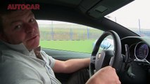 Lamborghini Aventador driven hard in Rain by Autocar UK (LP700-4 road test)