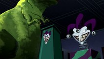 Batman: Brave and the Bold Cartoon The Knights of Tomorrow Clip #2
