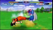 Pierrobarbare joue à Dragonball Shin budokai 2 / 480P/  Du fail et du fun ! :) (08/07/2015 14:00)
