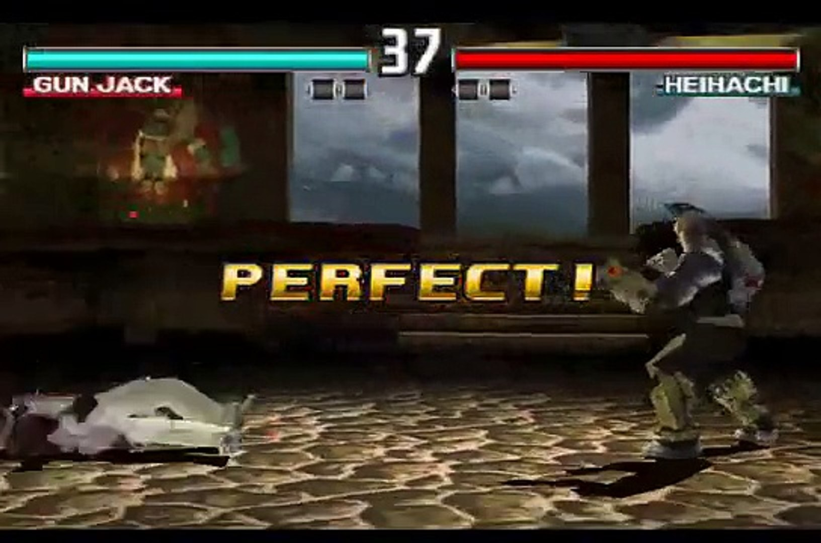 Gun Jack Combos Strategies Tekken 3 Video Dailymotion