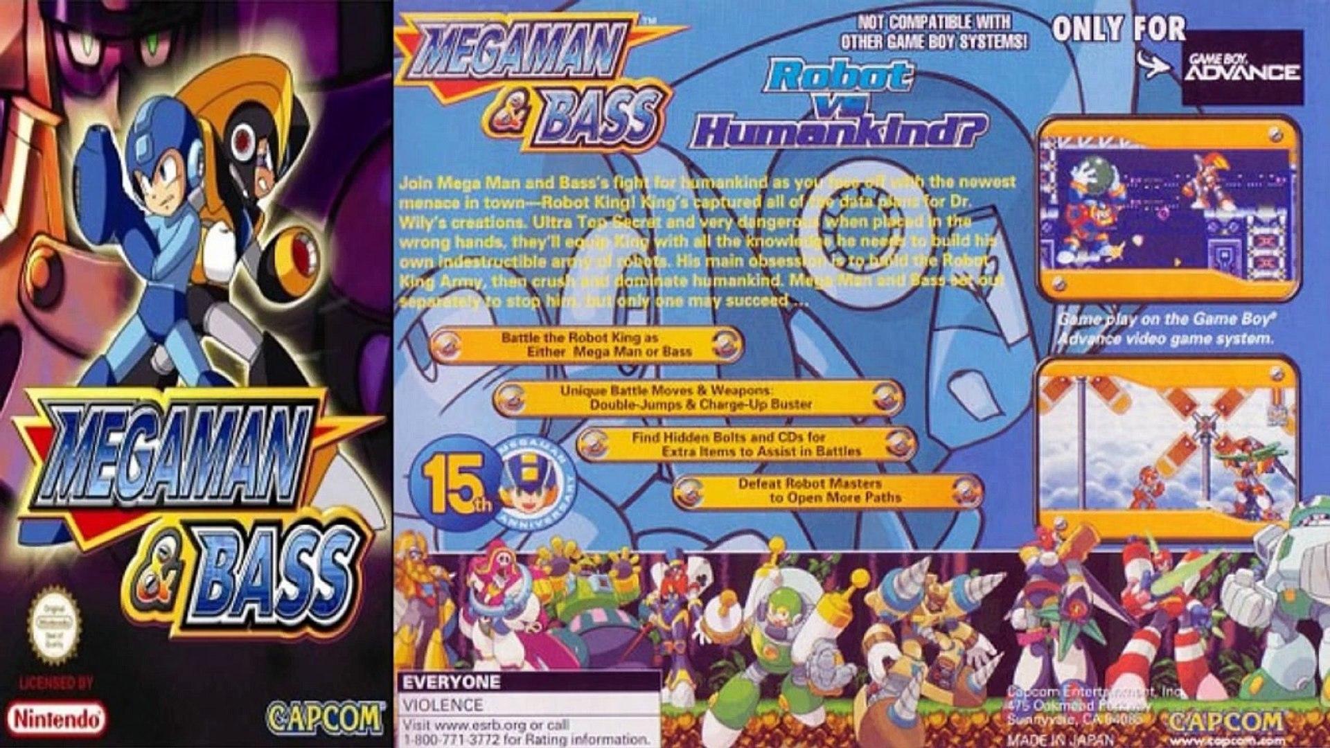 Let's Listen: Mega Man & Bass (SNES) - Boss Battle Theme (Extended)