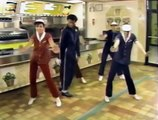 """McDonalds """"Clean it"""" training video featuring a fake Michael Jackson"""