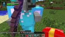 Minecraft: DINOSAURS TROLLING GAMES - Lucky Block Mod - Modded Mini-Game PopularMMOs
