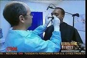 'Face of War' CNN Report highlighting 3D Imaging Technology