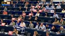 Crise grecque: les eurodéputés français frileux devant le discours de Tsipras