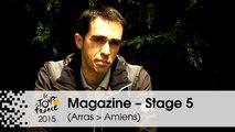 Magazine - Contador's big challenge - Stage 5 (Arras Communauté Urbaine > Amiens Métropole) - Tour de France 2015