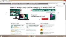 Kaspersky Internet Secuirty 2015+lifetime License key+100% activation