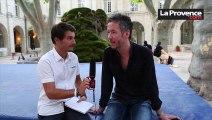 Festival d'Avignon : Jean-Luc Lemoine se dévoile