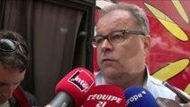 Cyclisme - Tour de France : Sanquer «Bouhanni va rebondir»