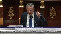 Nicolas Dupont-Aignan invite Manuel Valls à organiser la sortie de la Grèce de l'euro