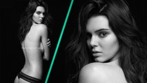 Kendall Jenner Wears Nothing But a Thong in New Calvin Klein Campaign