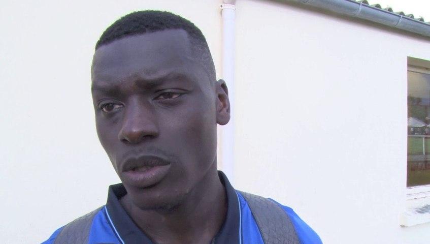 Après Rennes - HAC (1-2), réaction de Joseph Mendes