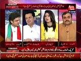 Faisal Jawaid Najam Sethi ke 35 Puncture Ka Jawab Na Dene ki baat Gol kar gaye