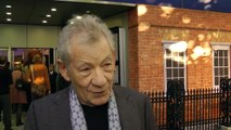 Ian McKellen Interview - Mr. Holmes Premiere