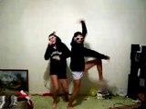 Crazy White Girls Dancing To Soulja Boy!!!