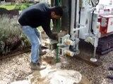 Géothermie verticale Forage Géothermique Société Entreprise Forage d'eau pompe à chaleur
