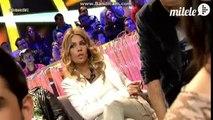 Nadia Jad Gomez - Defendiendo a su hermana Suhaila Jad Gomez en Supervivientes 2015 - Debate SV 2