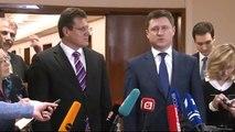 Maroš Šefčovič in Moscow: press point by Maroš Šefčovič & Alexander Novak, Russian Energy Minister