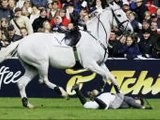 bad horse riding falls dont watch *_* if it upsets you
