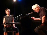 Christian Prigent et Vanda Benes lecture (fragment 1) 24 mai 2014 Rennes Polyphonies