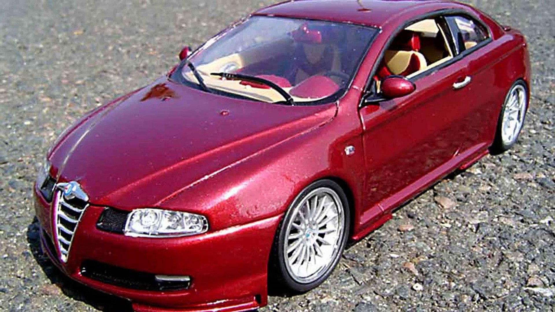 Alfa Romeo Gt Tuning Video Dailymotion