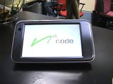 Nokia N810 Booting Google Android 1.0 Release - NthCode.com
