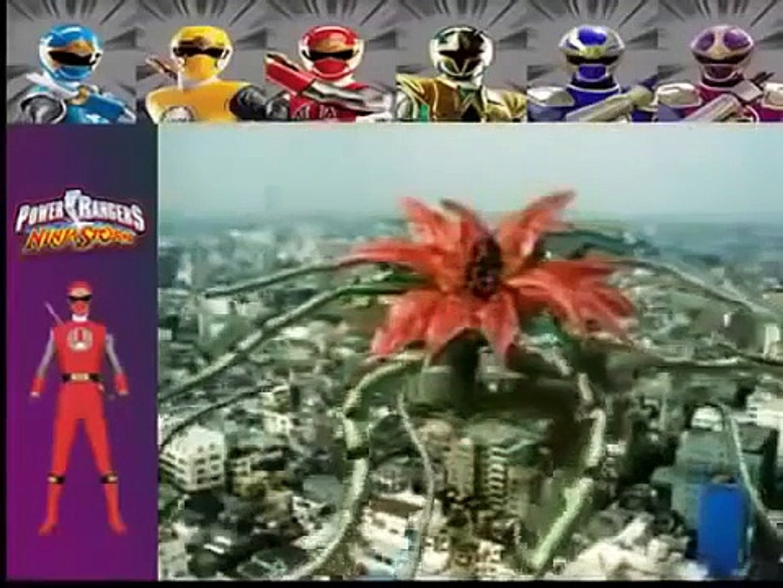 Power Rangers Tormenta Ninja Capitulo 8