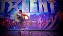 Talent Shows ♡ Talent Shows ♡ David Pereira - France's Got Talent 2013 audition - Week 2