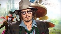 Johnny Depp & Tim Burton - Interviews Face To Face - Alice in Wonderland