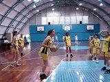 Clipe basquete feminino - Girls love basketball